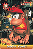 A card from Donkey Kong Country 2.