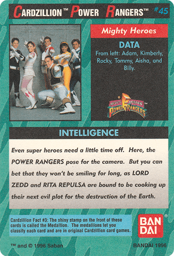 #45 Mighty Heroes - Card Back.