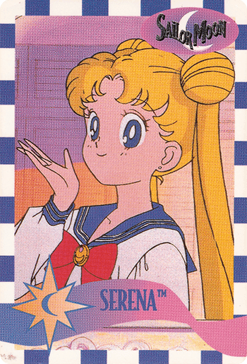 #11 SERENA™ - Card Front.