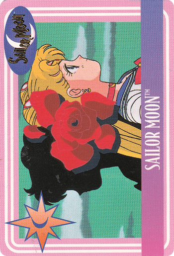 #41 SAILOR MOON™ - Card Front.