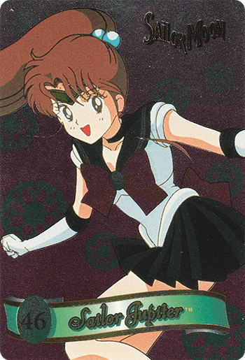 #46 Sailor Jupiter™ - Card Front.