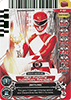 P-137 - Red Mighty Morphin Ranger