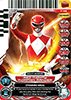 P-166 - Red Mighty Morphin Ranger