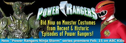 Monster auctions from ABC Auctions (banner ad version 1).