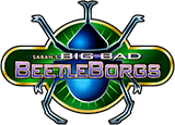 Big Bad BeetleBorgs logo.