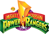 Mighty Morphin Power Rangers logo.