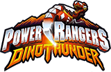 Power Rangers Dino Thunder logo.