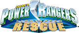 Power Rangers Lightspeed Rescue logo.