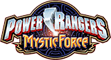 Power Rangers Mystic Force logo.