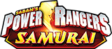 Power Rangers Samurai logo.