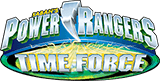 Power Rangers Time Force logo.