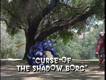 "Title Card for ""Curse of the Shadow Borg""."