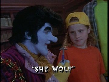 "Title Card for ""She Wolf""."