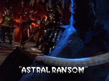 "Title Card for ""Astral Ransom""."