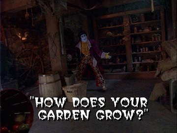 "Title Card for ""How Does Your Garden Grow?""."