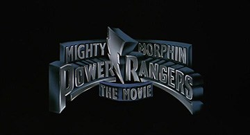 "Title Card for ""Mighty Morphin Power Rangers: The Movie"""
