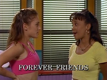 "Episode Title Card for ""Forever Friends"""