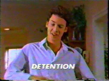 "Title Card for ""Detention""."
