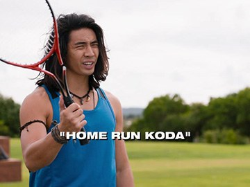 "Episode Title Card for ""Home Run Koda"""