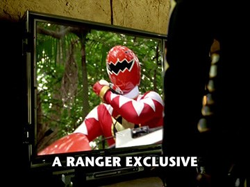 "Title Card for ""A Ranger Exclusive""."