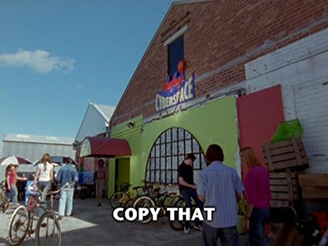 "Episode Title Card for ""Copy That"""