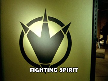 "Episode Title Card for ""Fighting Spirit"""