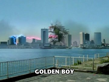 "Title Card for ""Golden Boy""."