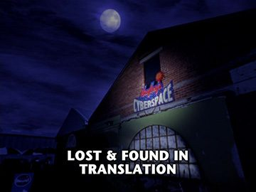 "Title Card for ""Lost & Found in Translation""."