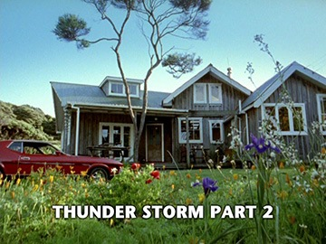 "Title Card for ""Thunder Storm Part 2""."