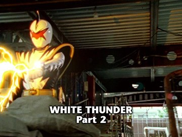 "Title Card for ""White Thunder Part 2""."