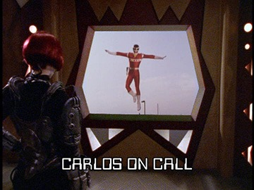 "Title Card for ""Carlos on Call""."