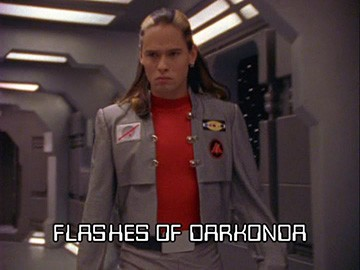 "Title Card for ""Flashes of Darkonda""."