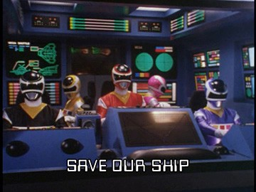 "Episode Title Card for ""Save our Ship""."