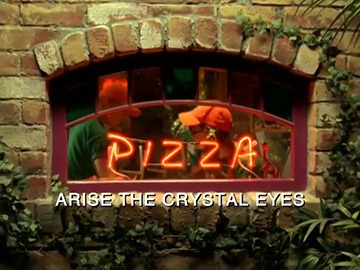 "Episode Title Card for ""Arise the Crystal Eyes"""
