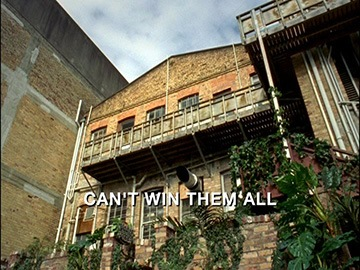 "Episode Title Card for ""Can't Win Them All"""