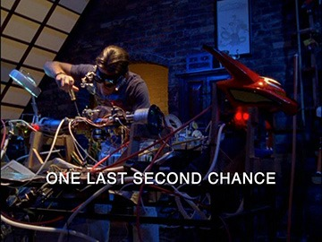 "Title Card for ""One Last Second Chance""."
