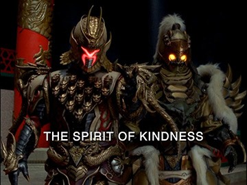 "Episode Title Card for ""The Spirit of Kindness"""