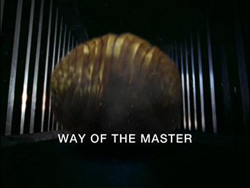 "Title Card for ""Way of the Master""."