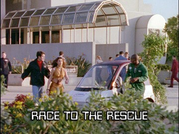 "Episode Title Card for ""Race to the Rescue"""