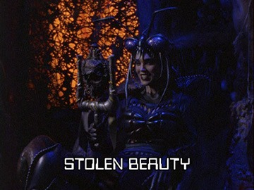 "Title Card for ""Stolen Beauty""."