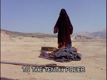 "Episode Title Card for ""To the Tenth Power"""