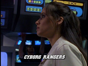 "Episode Title Card for ""Cyborg Rangers"""