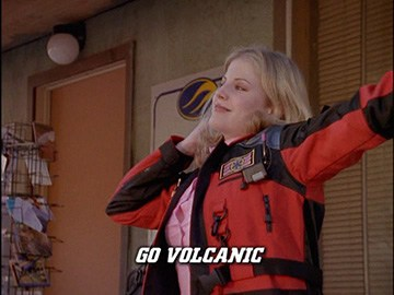 "Episode Title Card for ""Go Volcanic"""
