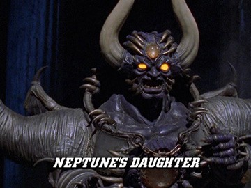 "Title Card for ""Neptune's Daughter""."