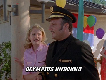 "Title Card for ""Olympius Unbound""."