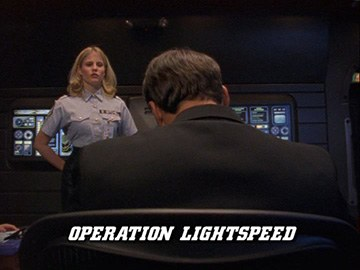"Episode Title Card for ""Operation Lightspeed"""