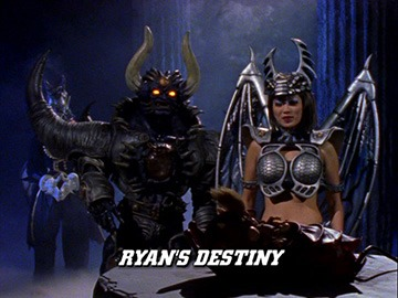 "Episode Title Card for ""Ryan's Destiny"""