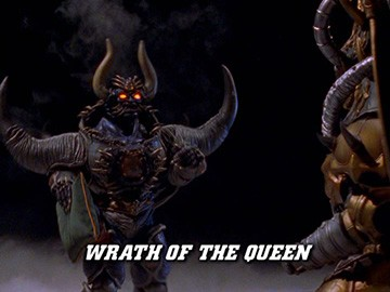 "Title Card for ""Wrath of the Queen""."