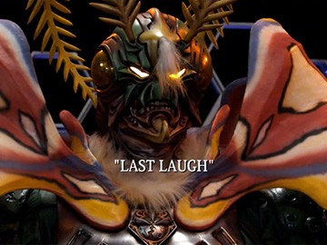 "Episode Title Card for ""Last Laugh"""