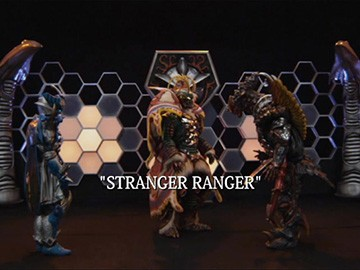 "Episode Title Card for ""Stranger Ranger"""